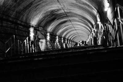 ニッポン奇界遺産の旅ーこれは地下要塞か? JR上越線土合駅(群馬県利根郡みなかみ町)