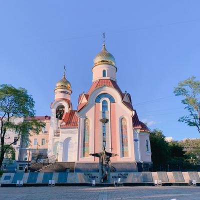 019年9月ウラジオストク3泊4日旅: 3日目その2