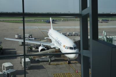 2019年10月5日 アユダプジャー休暇 日光旅行 スリランカ航空で日本帰国編