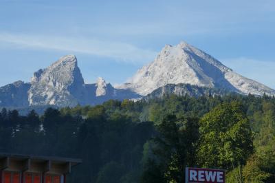 2019年ドイツ&オーストリアハイキングー4 ベルヒテスガーデンからノイシュティフトSt.NEDERへ