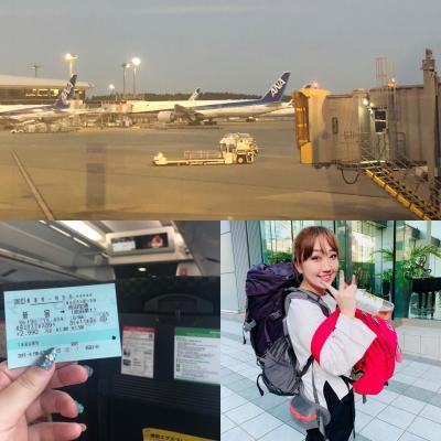 ウズベキスタンに行くぞ!!その前に韓国で12時間トランジット