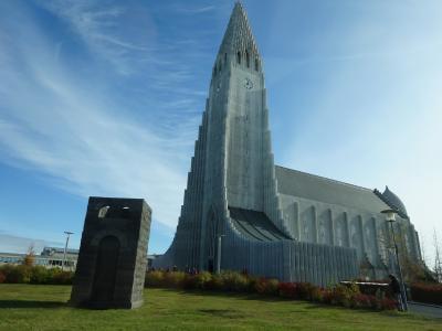 アイスランド1周ドライブ旅行 Ⅶ レイキャビーク