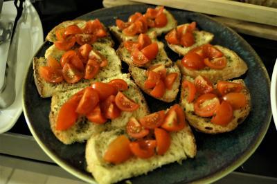 魅惑のシチリア×プーリア♪ Vol.623 ☆マテーラ:高級ホテル「パラッツォ・ガッティーニ」の朝食♪