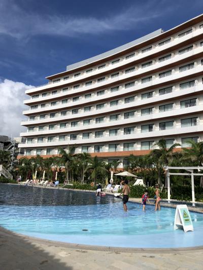 2019年沖縄 ②ホテル