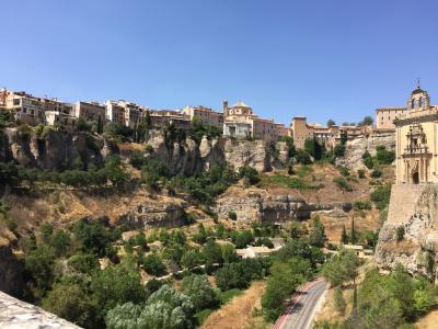 2019年夏 Historic Walled Town of Cuenca(令和元年 クエンカ)