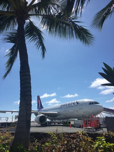 遅めの夏休みでハワイ旅
