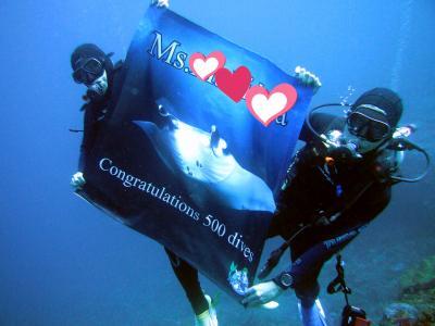 神々の息遣いを感じる場所―バリ島の休日 ⑦ 祝☆500Dives☆ そしてがっかりなケチャ