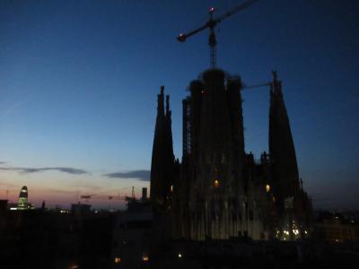 2019夫婦旅 バルセロナの街歩き3日目