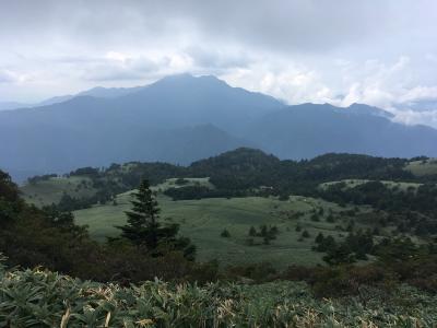 愛媛県への旅~瓶ヶ森へ日帰り登山~