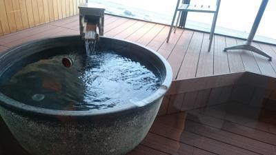 島根 松江しんじ湖温泉 なにわ一水さんに泊まる、夫婦まったり旅/バイク充電旅の大はかや/松江城