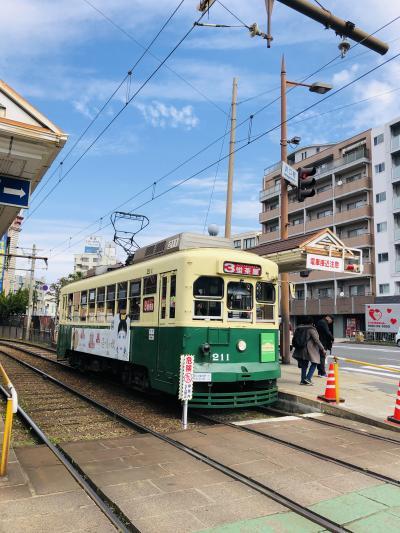 カンタス旅のマイルを使い福岡長崎へ