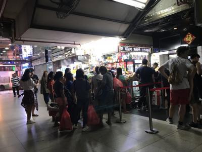 今だ香港っ、GOGO大好きだよ、チョンキンマンションからまったりな香港ツアースタート編