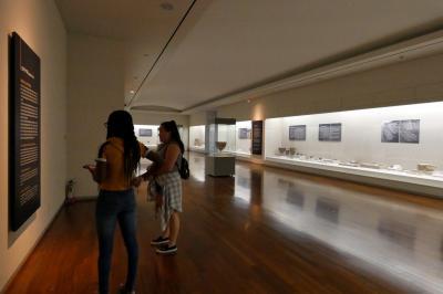 お盆休みの釜山3泊 車チャーター観光 釜山博物館(プサンパンムルグァン)その1 東莱館(トンネグァン)その1