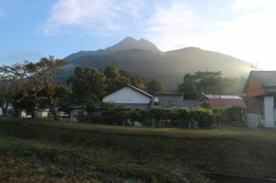 憧れの由布院老舗旅館と由布岳登山