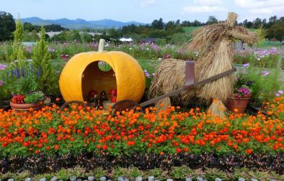 ミステリーツアーで新潟へ 2日目は奥只見湖遊覧と朝日酒造と国立越後丘陵公園へ