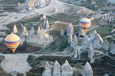 念願のトルコ旅 カッパドキア&イスタンブール 1