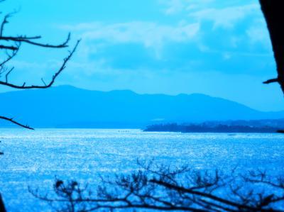 三陸復興の大漁旗じるし「気仙沼大島大橋」。大島最南端龍舞崎へ ちい旅。