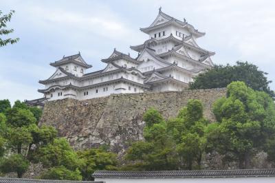 国宝姫路城を訪ねる