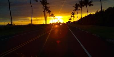 家族みんなでハワイに行くよっ!フライングホヌビジネスクラスで行くハワイ~ワンデートリップ~