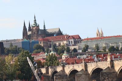 英語のできないおじさんの一人旅 中欧 プラハ