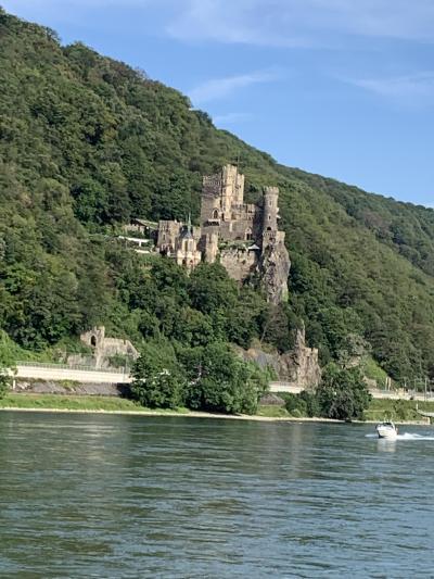 ドイツ・クロアチアの旅~⑧ザグレブからフランクフルトへ。ドイツライン川くだり。