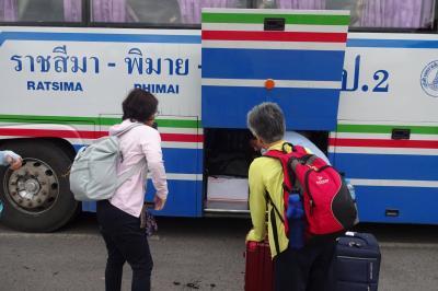 9万5千円で2週間、タイの遺跡やラオスを巡り、東南アジア初心者のシニア婦人たちをエスコートする旅(15/22)ゲストハウスのお姉さん