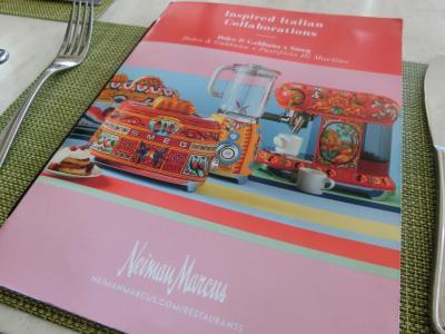 【母娘ハワイ旅】アラモアナショッピングセンターのニーマンマーカス内のマリポサでランチ