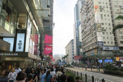 ANAビジネスクラスで行く香港旅行4日間