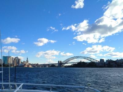 2019年夏休み・子連れで初の南半球・オーストラリア(メルボルン&シドニー)♪~VOL.6 海からのオペラハウス&コアラと記念写真~