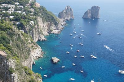 イタリア3日目 カプリ島その1