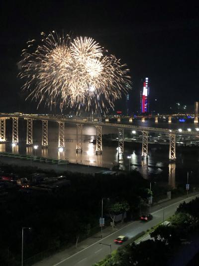 35年ぶりのマカオ。2日目マカオ半島観光&花火大会