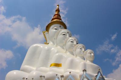 目当ての寺に行くためだけのタイひとり旅【前編】