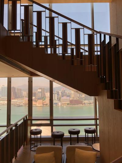 木曜日に予約、土曜日に出発♪世界のファーストクラスラウンジを楽しむ香港の旅③ルネッサンスハーバビューホテルスイート宿泊記