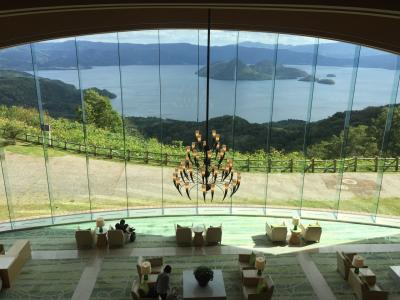 母娘二人旅【北海道3日間/ザウィンザーホテル洞爺リゾート&スパ】