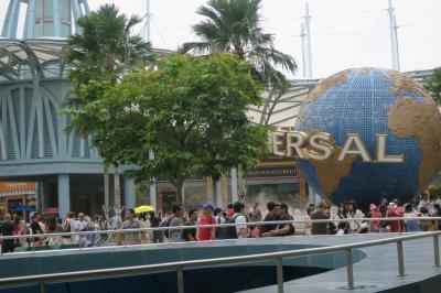 夏の終わりのシンガポール(二日目)