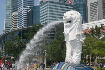 夏の終わりのシンガポール(四日目)