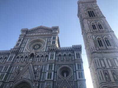 ローマ  フィレンツェ  6日間  母娘ふたり旅  4日目
