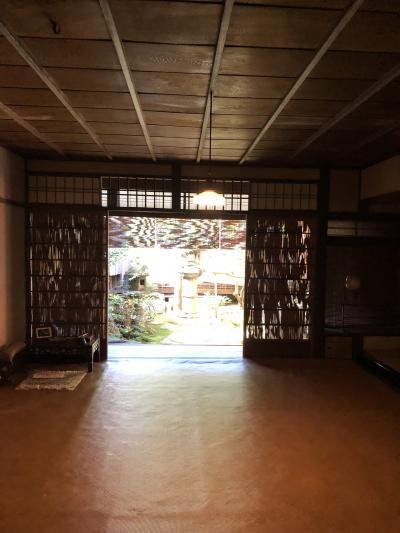 京の夏の旅 2019。テーマは「祇園祭創始1150年」「京町屋・旧宅」。商家・杉本家住宅と吉田家住宅