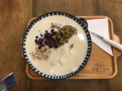 10月・食べ歩き台北1