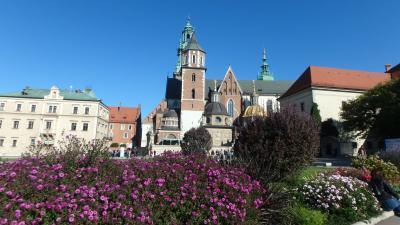 女一人旅~出張のついでにポーランドの世界遺産を巡る