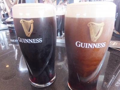 2019秋、緑の国アイルランド8日間**(1)出発からダブリン初日