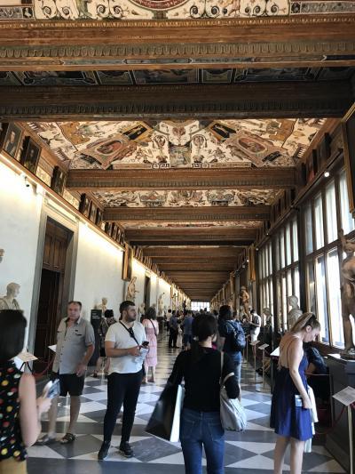 夫婦2人で2度目のイタリア。Day4.ミラノからiTaloでフィレンツェへ日帰り旅行