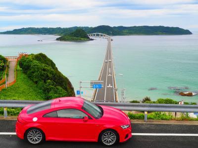 本州最西端『山口県!』映えスポットを巡る3泊4日の旅2019 part2 「角島から下関」編