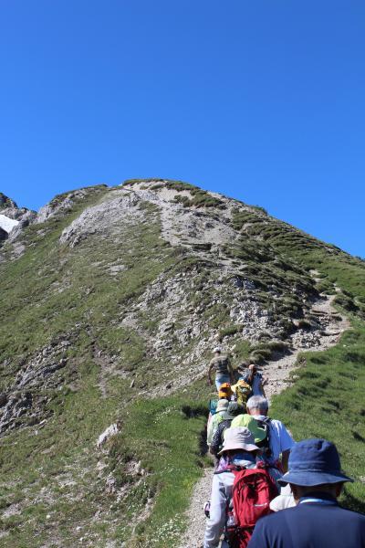 絶景のチロルと世界遺産ドロミテハイキング(ゼーフェルダーヨッホでの稜線ハイキング~帰国まで)