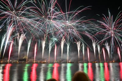 レデントーレ祭 ベネチア運河にあがる花火 REDENTORE ~イタリア旅行 2019 ⑤