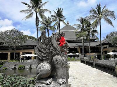 今年2度目のバリ島はのんびり娘夫婦と♪♪【インターコンチネンタルバリリゾート】2019年9月