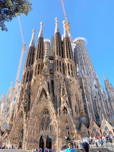 昼から飲み、有名建築の世界遺産を嗜む、情熱の国スペイン旅行~3日目~