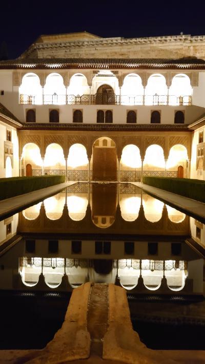 昼から飲み、有名建築の世界遺産を嗜む、情熱の国スペイン旅行~5日目~