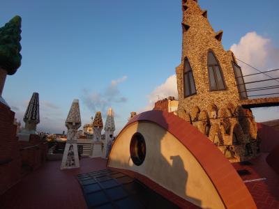 昼から飲み、有名建築の世界遺産を嗜む、情熱の国スペイン旅行~6日目・帰国~