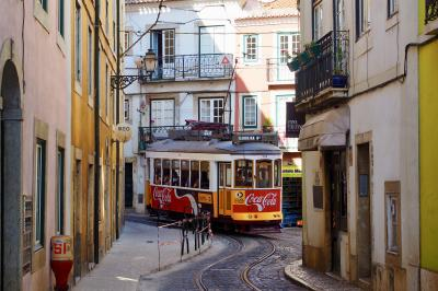夏のポルトガル!南北縦断6泊8日!【3日目(その2)リスボン 迷路のようなアルファマ地区とトラム28番】